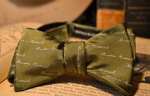 Buffalo and Company Teddy Roosevelt Bow Tie