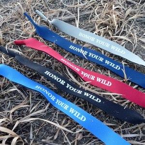 Buffalo and Company Croakies Sunglass Straps