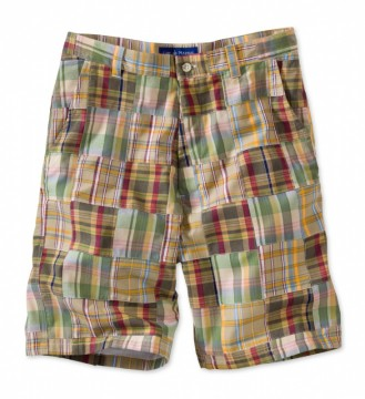 Cape Madras Bermuda Shorts