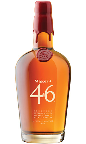 Makers Mark 46 Bourbon Whiskey
