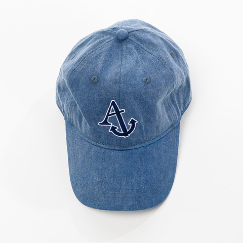 Anchored Style Salt Wash Navy Signature Hat