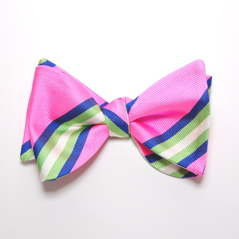 Peter Blair Anguilla Woven Bow Tie