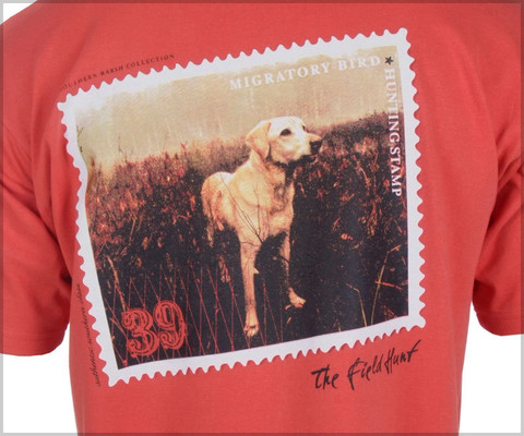 Southern Marsh Field Hunt Tee Shirt