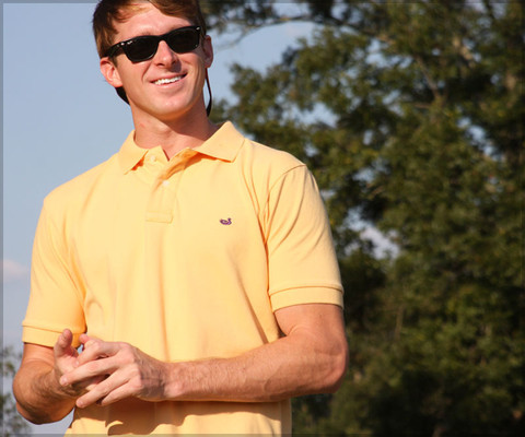 Southern Marsh Keller Cut Polo