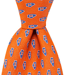 Vineyard Vines University of Illinois Tie