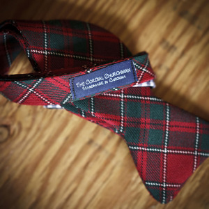 The Cordial Churchman Aberdeen Bow Tie