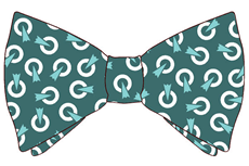 BowTie Cause Ovarian Cancer Research Bow Tie