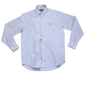 Southern Point Brindle Oxford Shirt