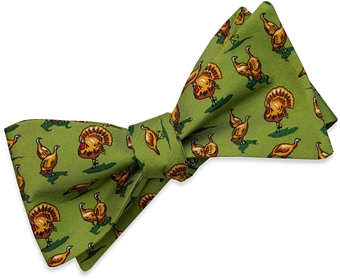 Bird Dog Bay Turkey Trot Bow Tie