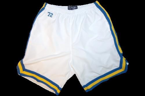 Streaker Sports 1972 UCLA Bruins Basketball Shorts