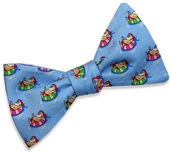 Bird Dog Bay Caribbean Kringle Bow Tie