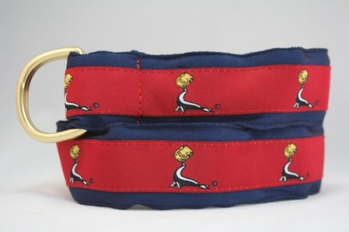 Knot Belt Company Gosling Ribbon Belt