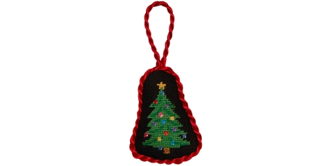 Smathers and Branson Needlepoint Ornament