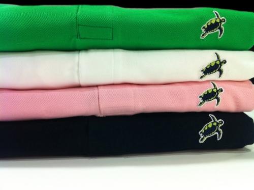 Loggerhead Apparel Stacked Polos