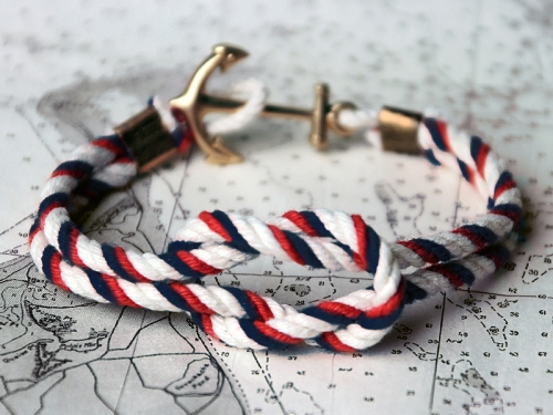 Kiel James Patrick Jack and Bobby Rig Bracelet