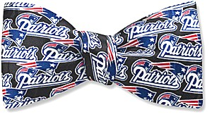 Beau Ties Ltd. New England Patriots Bow Tie