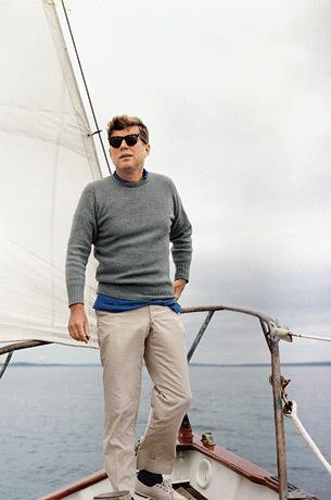 John F Kennedy Sailing