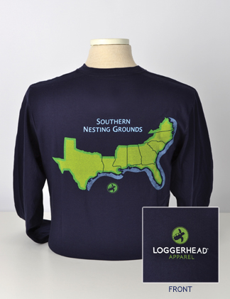 Loggerhead Apparel Southern Nesting Grounds Long Sleeve Tee