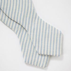 The Cordial Churchman Grantham Linen Bow Tie