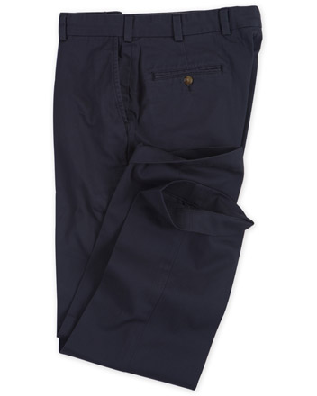 Bills Khakis Vintage Twill Pants Navy