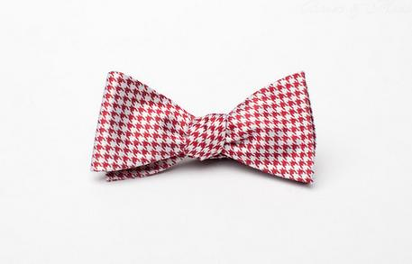 Brier and Moss Blakley Alabama Bow Tie