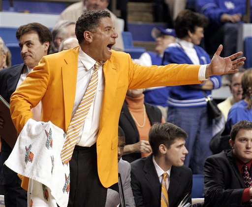 Bruce Pearl Orange