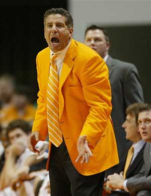 Bruce Pearl Orange Blazer