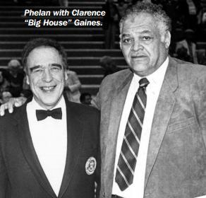 Jim Phelan Clarence Gaines
