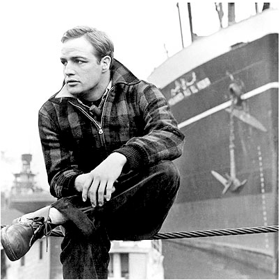 Marlon Brando On the Waterfront Jacket