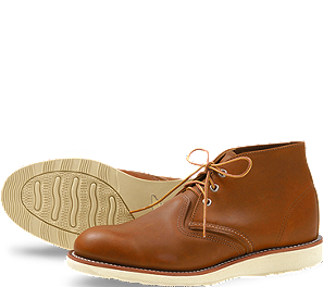 Red Wing Shoes 3140 Work Chukka Boot