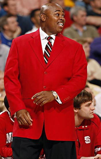 Sidney Lowe Red Blazer
