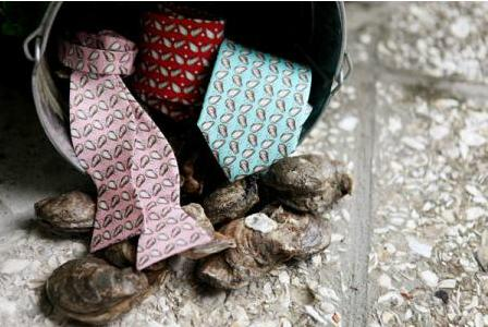 Southern Proper Oyster Beau Bow Tie