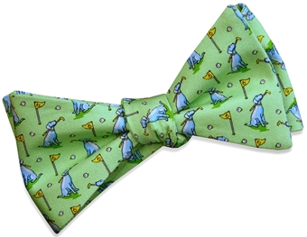 Bird Dog Bay Dogleg on Six Bow Tie