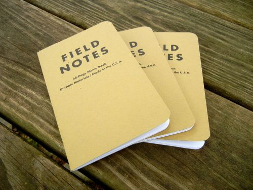Field Notes Pocket Journal