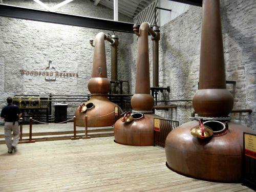 Woodford Reserve Copper Stills