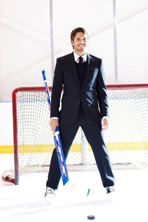 Henrik Lundvquist Hockey Suit