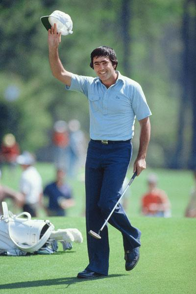 Seve Ballesteros 1980 Masters
