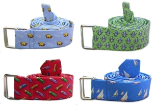 Bird Dog Bay Silk Belts