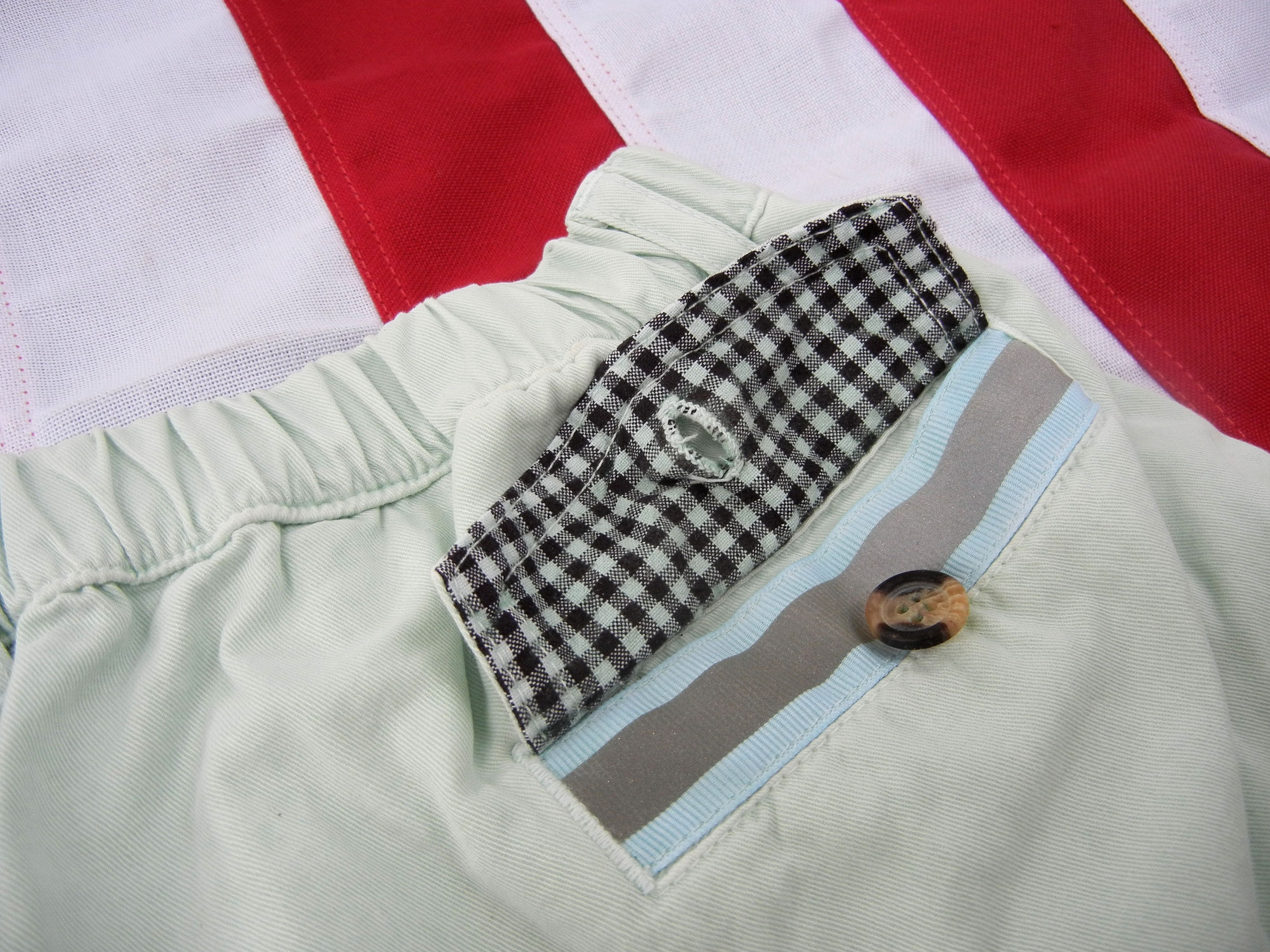 Chubbies Shorts Pocket Detail
