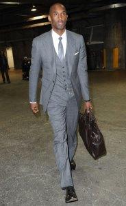 Kobe Bryant Pregame