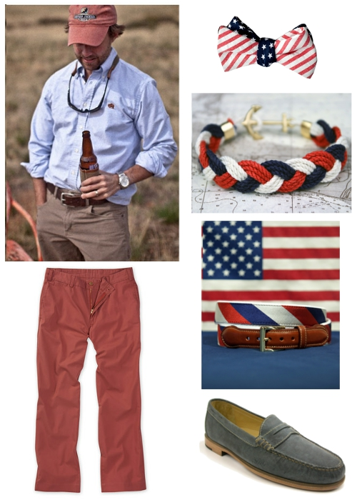 How to Dress for the 4th of July