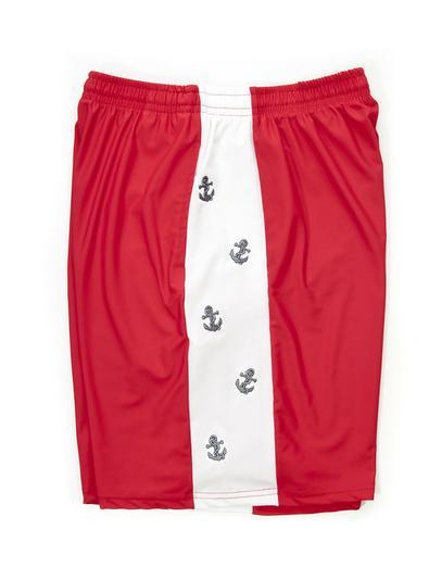 Krass & Funnell Deck Hand Shorts