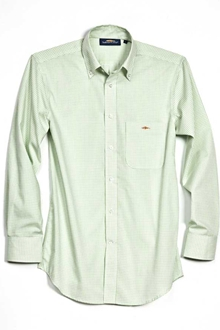 Salmon Cove Sea Island Button Down