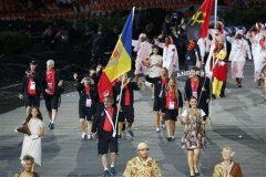 Andorra 2012 Olympic Opening Cermony
