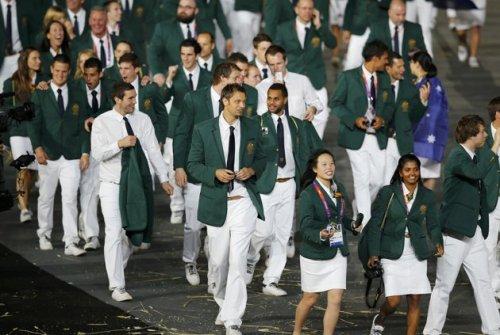 Australia 2012 Olympic Opening Ceremony