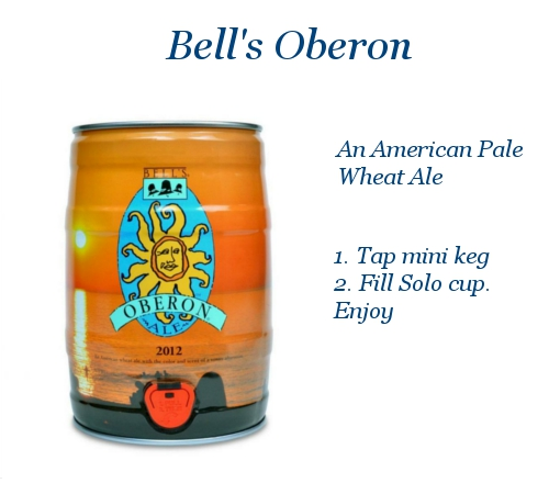 Bell's Oberon Keg