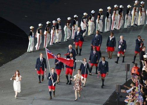 Bermuda 2012 Olympic Opening Ceremony
