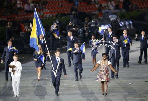 Bosnia & Herzegovina 2012 Olympic Opening Ceremony