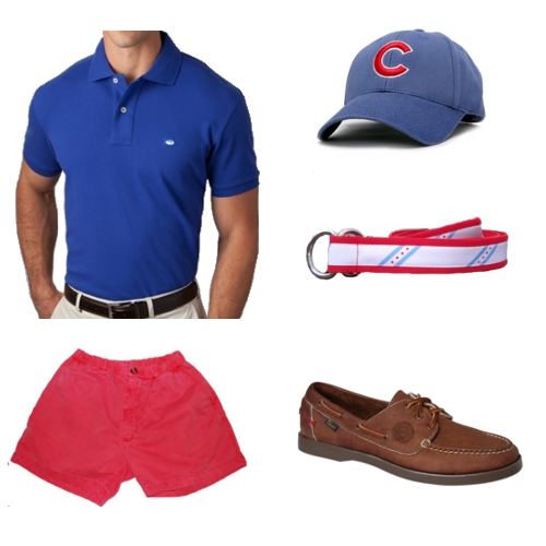 How to Dress for a Chicago Cubs Game
