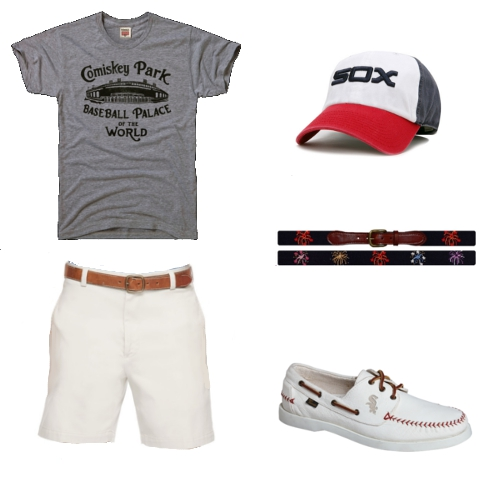 How to Dress for Chicago White Sox Game
